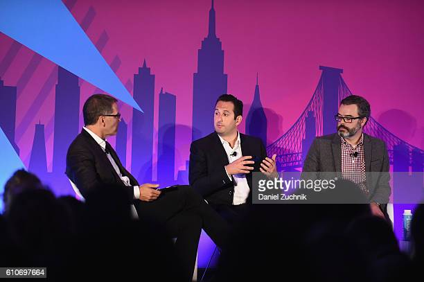 Oracle's Rob Holland Heineken's Frank Amorese and BBDO's Josh Ehart speak at the DataDriven Marketing on Facebook CPG Benchmarks That Are Changing...