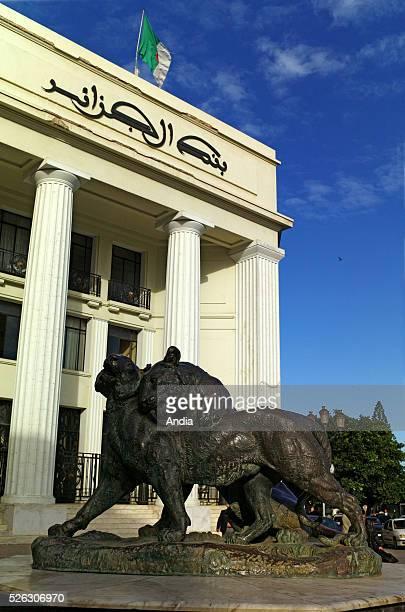 Bna photos et images de collection getty images for Bank exterieur d algerie