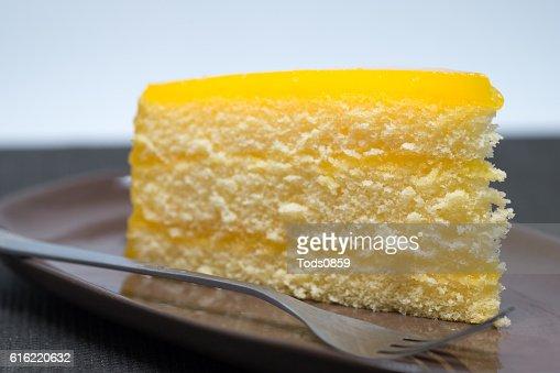 Orang Cake : Stock Photo