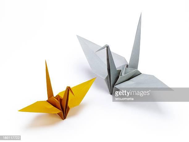 折り紙クレーン