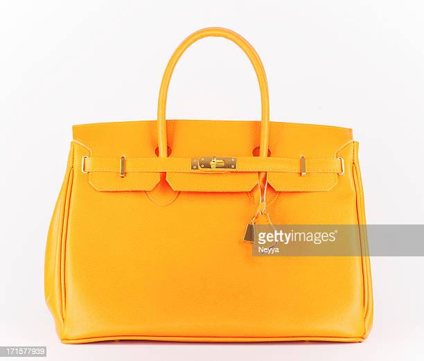 Orange-Tasche