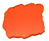 Orange Burned Hole