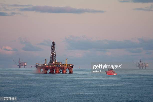 Öl Outfits am Meer