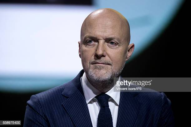 Orange Chief Executive Officer Delegate General Secretary Operators and Purchasing Pierre Louette attends the general shareholders meeting of French...