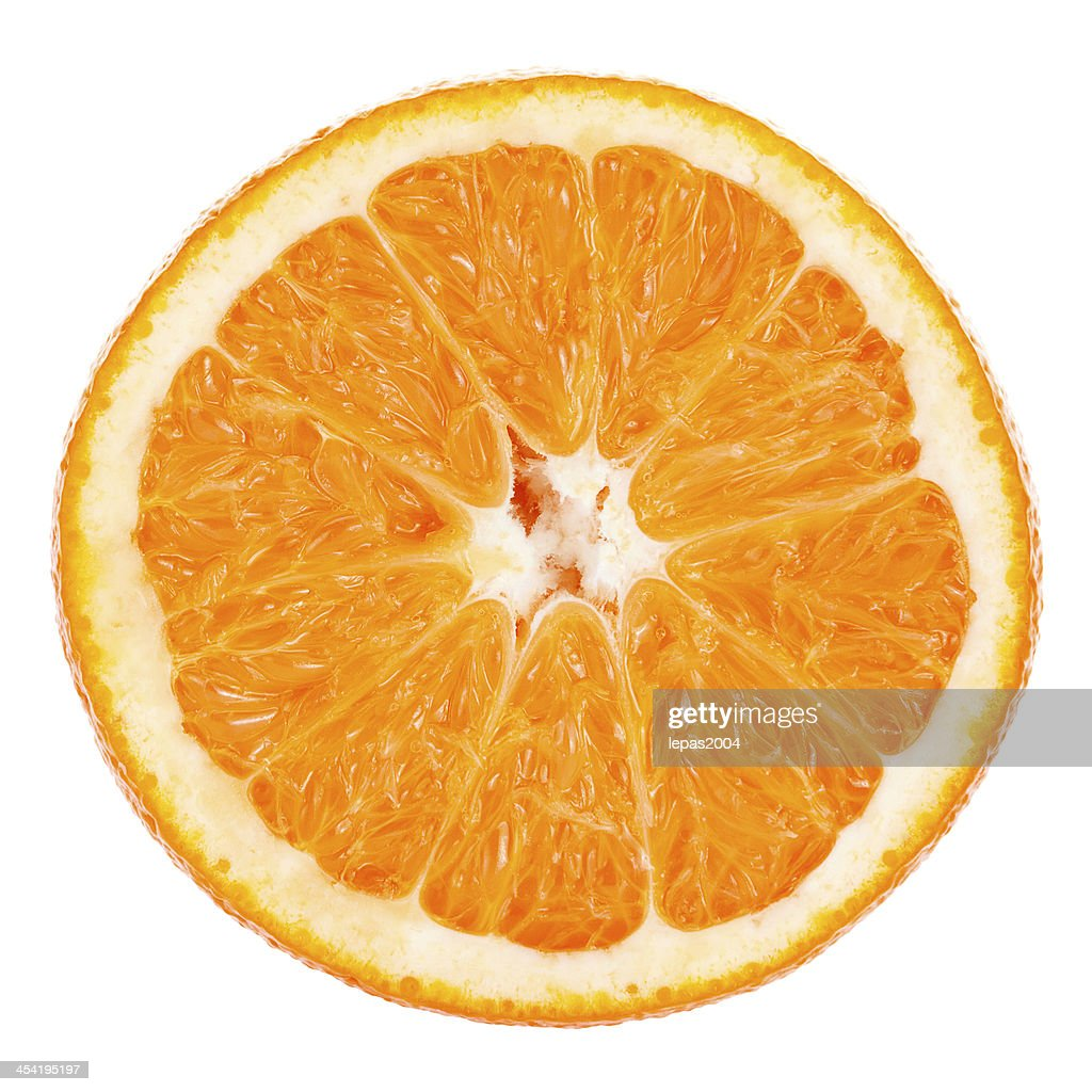 Orange citrus fruit : Stock Photo