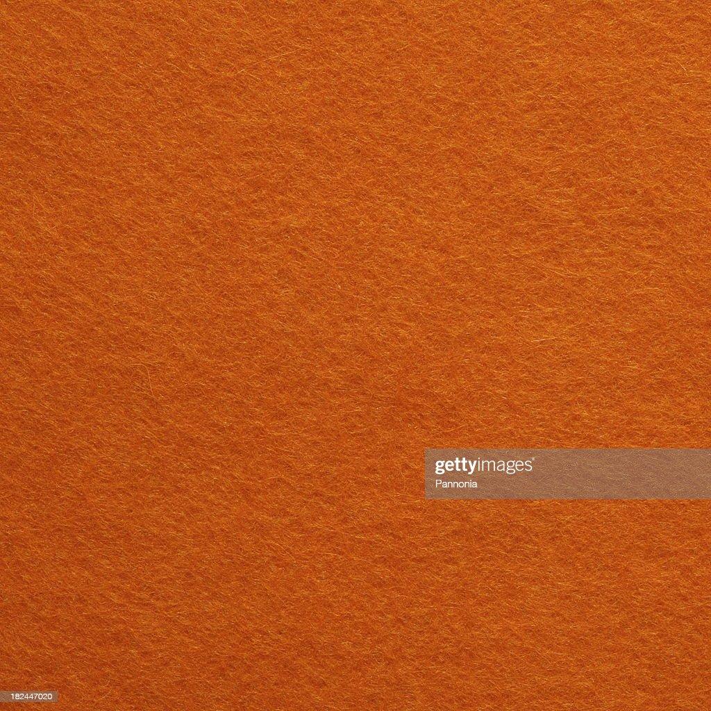 Orange fond en feutre : Photo