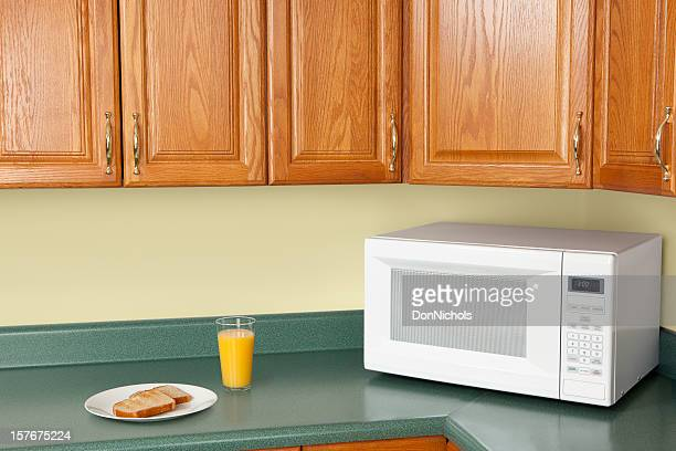 Orange Juice and Toast