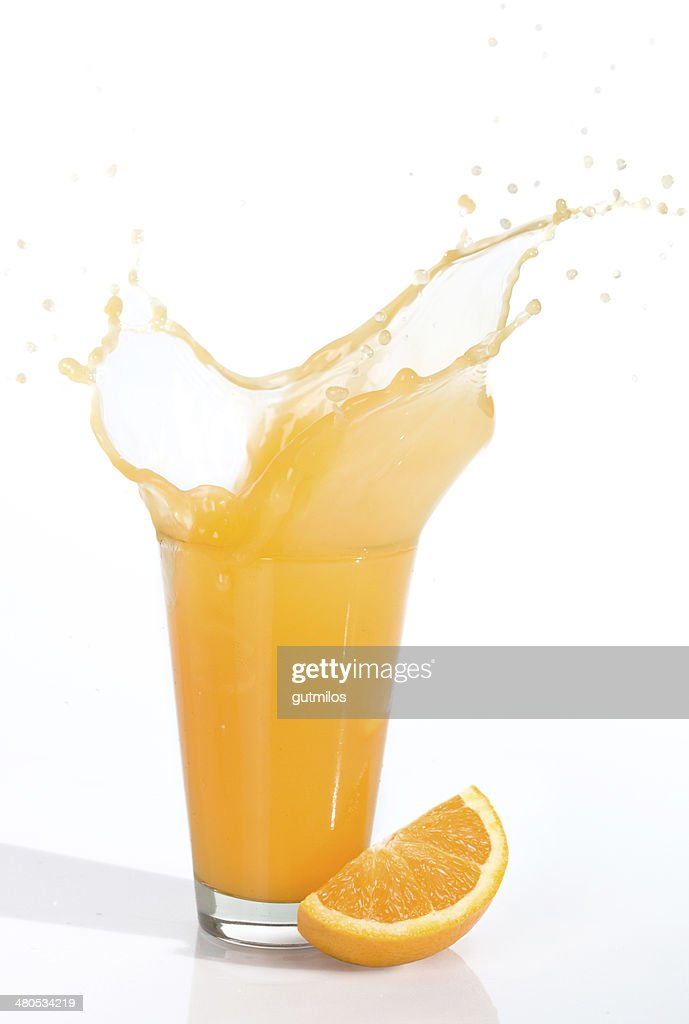 Orange Juice : Stock Photo