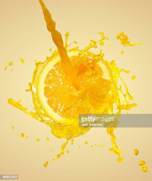 Orange Juice with Orange