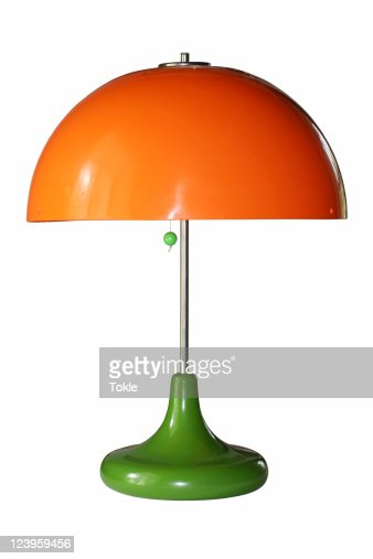 Lampe d'orange