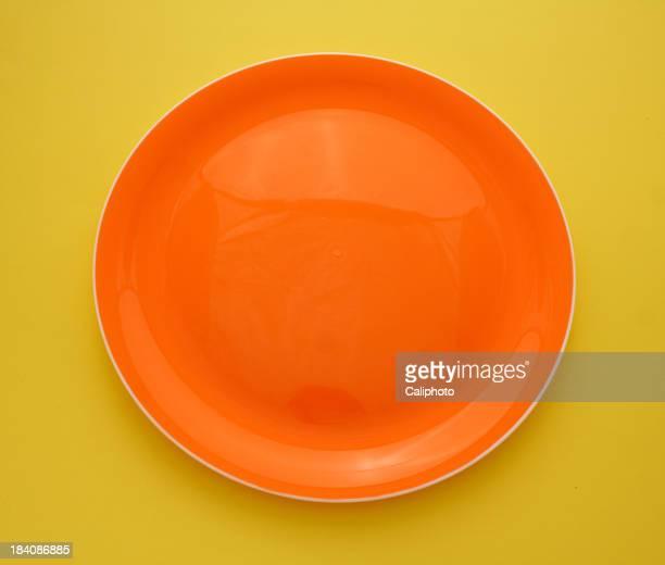 orange-Platte