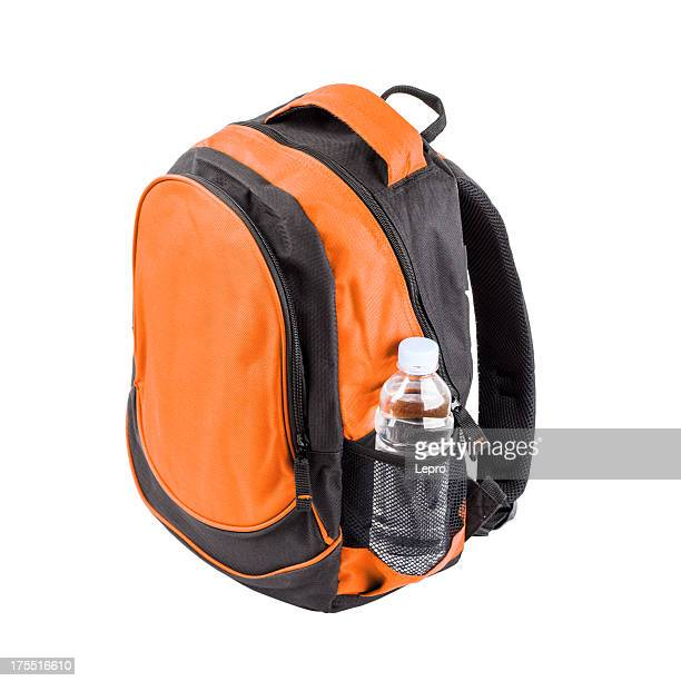 Orange school-Rucksack