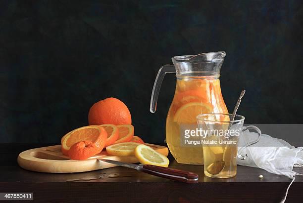 Orange Strengthens You