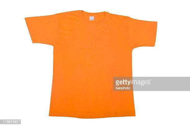 T-shirt arancio