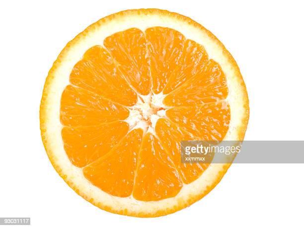 orange w clipping path