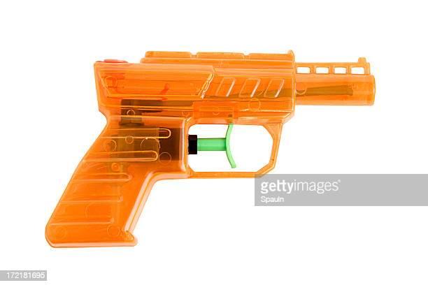 Orange Pistolet à eau 3
