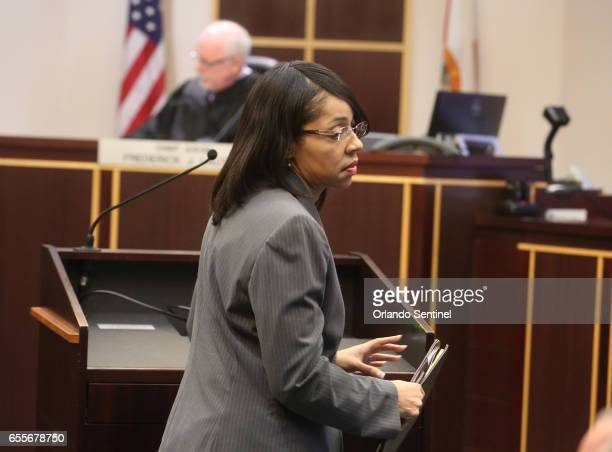 Orange/Osceola State Attorney Aramis Ayala asked for Markeith Loyd's case to pause Monday March 20 2017 while she researches if Gov Rick Scott had...