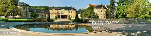 Orangerie a Gera, la Turingia Germania