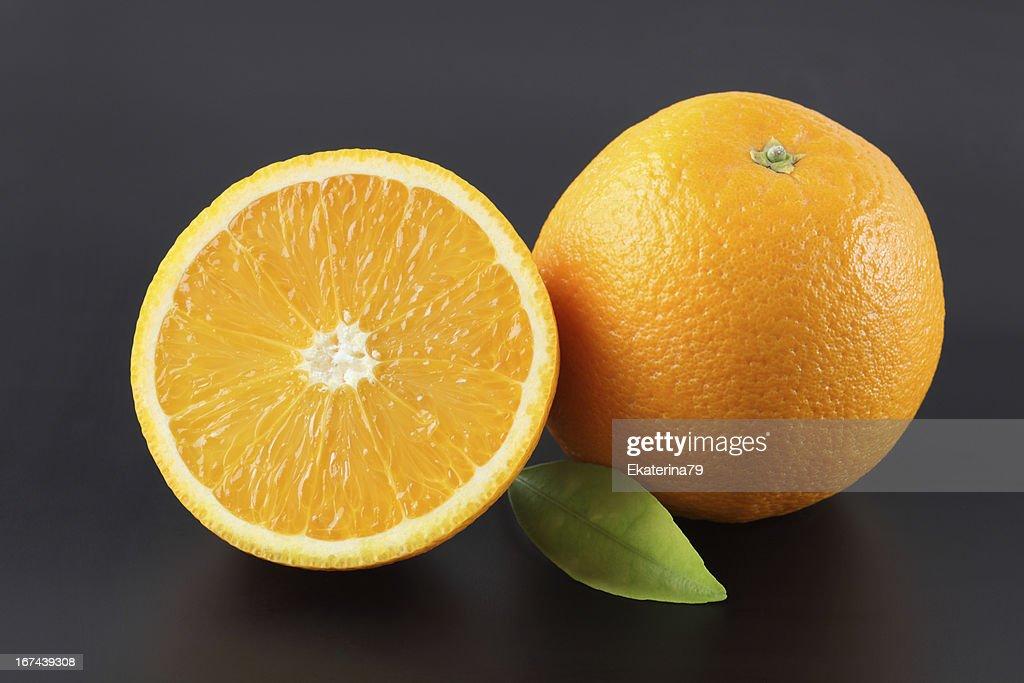 Oranges : Stock Photo
