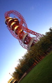 CONTENT] Orbit tower by Arcelor Mittal in the 2012 London Olympic park Stratford London UK