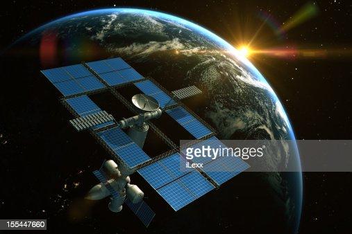 Spazio orbitale stazione