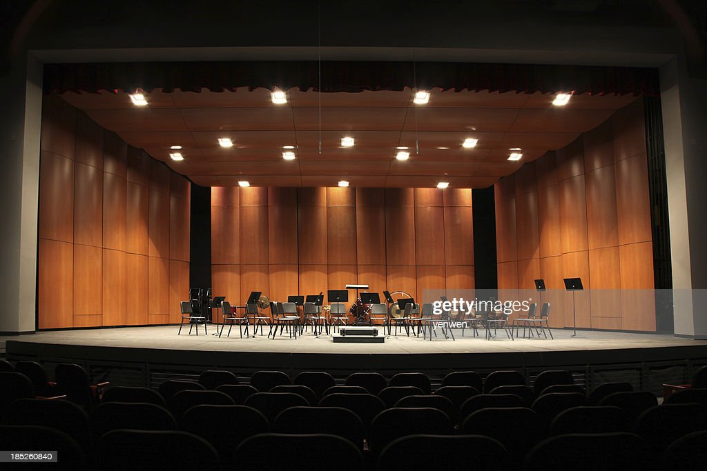 Orchestra Seats on Stage