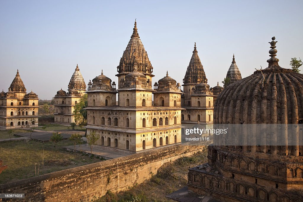 Orchha India Stock Photo Getty Images Citiestips Com