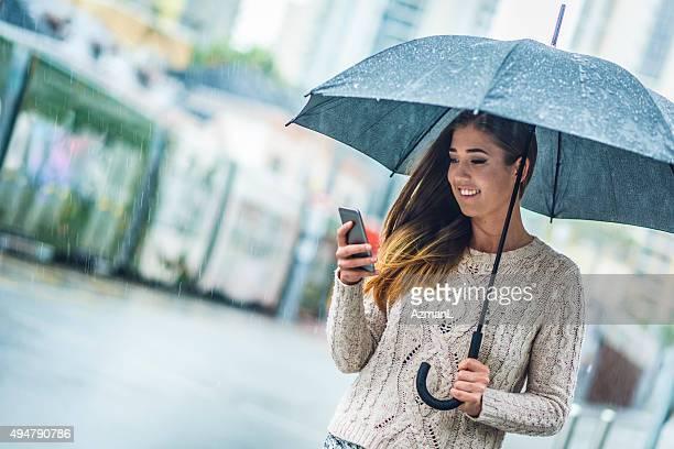 Bestellung Taxi mit Handy