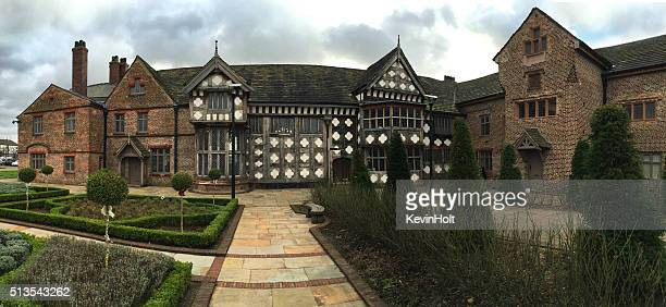Ordsall Hall Salford, Greater Manchester.