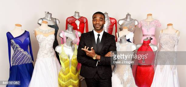 Ore Oduba who will host the Strictly Come Dancing Live UK tour starting Friday 19 January is seen during a photo shoot September 11 2017 in London...