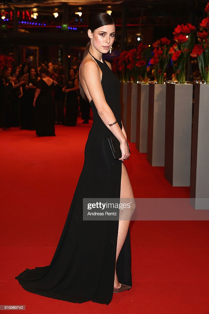 L'Oreal Ambassador Lena Meyer-Landrut At The 66th Berlinale International Film Festival