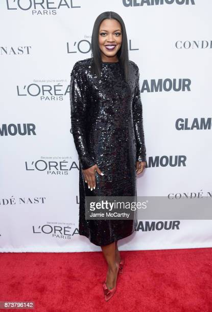 Oreal Paris Senior Vice President of Marketing Anne Marie NelsonBogle attends Glamour's 2017 Women of The Year Awards at Kings Theatre on November 13...