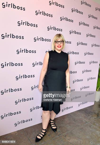 Oreal VP Digital Innovation Rachel Weiss attends the inaugural Girlboss Rally on March 4 2017 in Los Angeles California