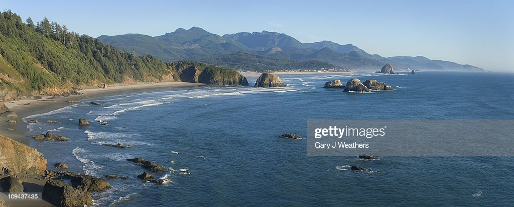 USA, Oregon, Cannon Beach