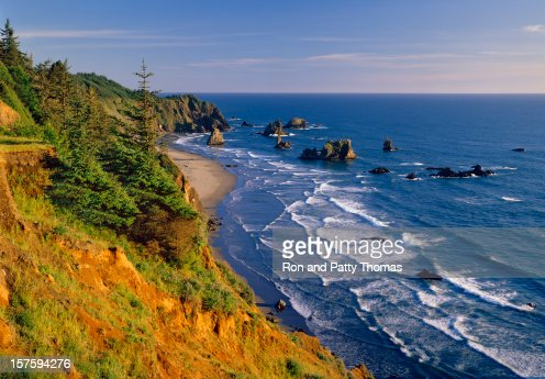 Oregon Coast Samuel H. Parc d'État de Boardman