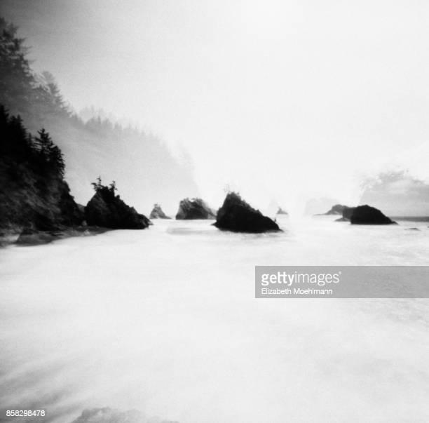 Oregon Coast Seascape