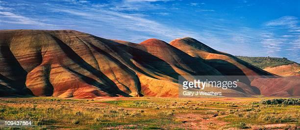 USA, Oregon, Painted Hills