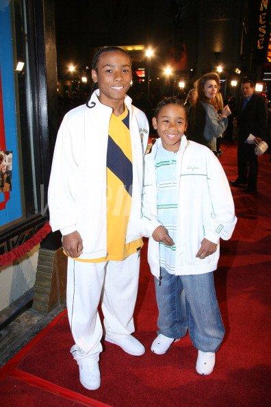 Zachary Isaiah Williams Oren Williams and Zach...