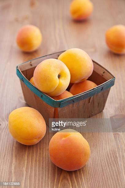 Abricots bio