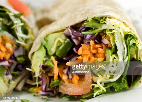 Wrap Sandwich Stock Photos and Pictures | Getty Images