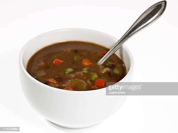Organic Black Bean soup