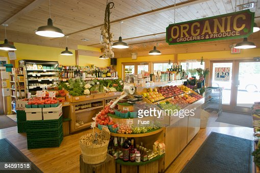 Organic Grocery Store