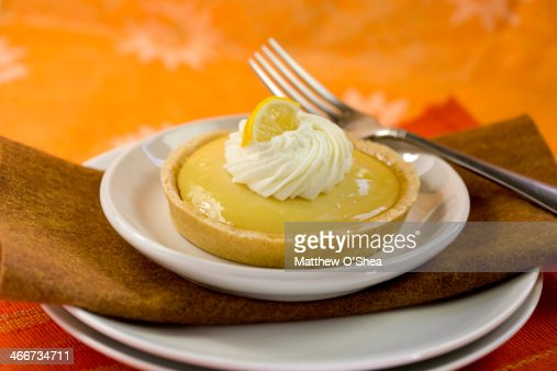 Tarte Au Citron Photos et images de collection | Getty Images
