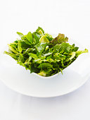 Organic mixed green salad