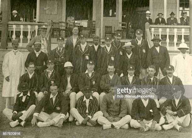 Organised by the MCC an England cricket team toured the West Indies during the winter of 19121913 Of the nine matches played England won five lost...