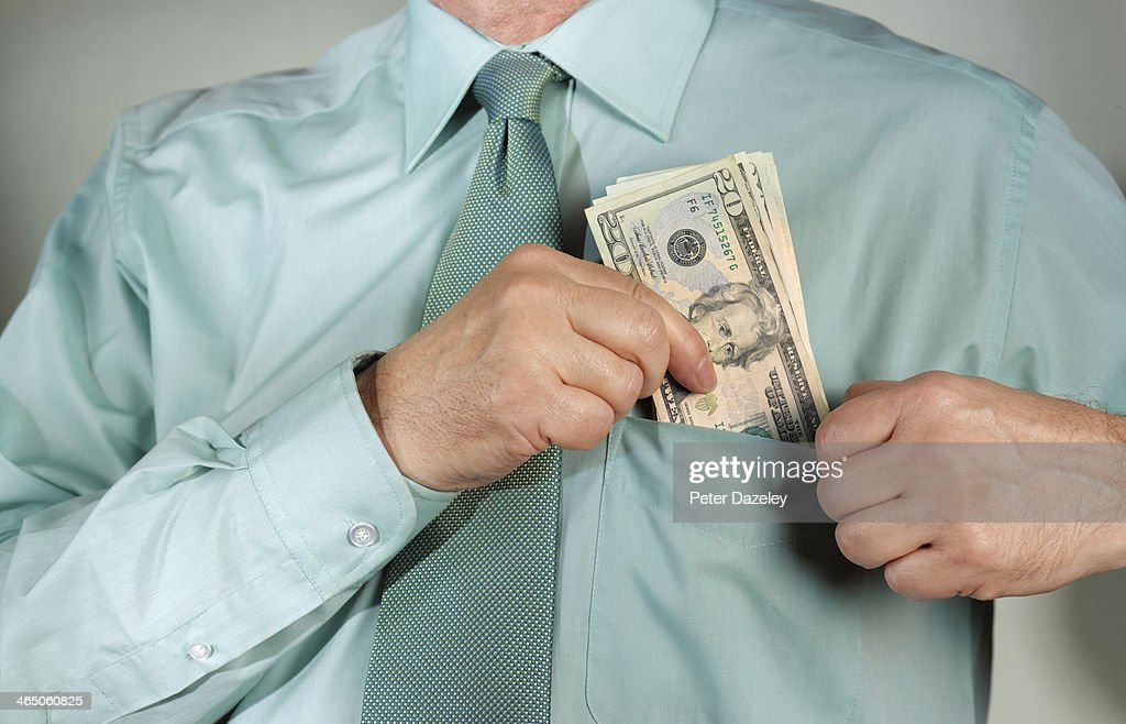 Organised crime/bribe