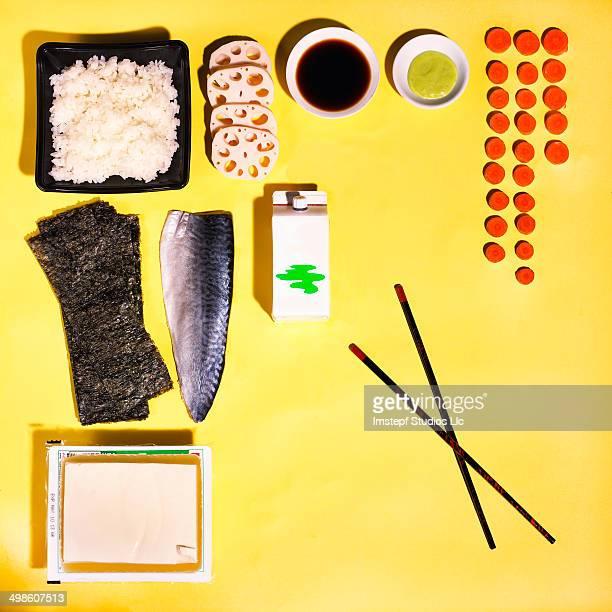 Organized Sushi