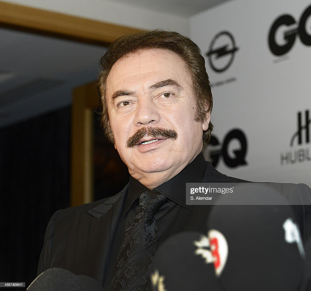 Orhan Gencebay attends the GQ Turkey Men of the Year awards at Four Seasons Bosphorus Hotel on December 11, 2013 in Istanbul, Turkey.