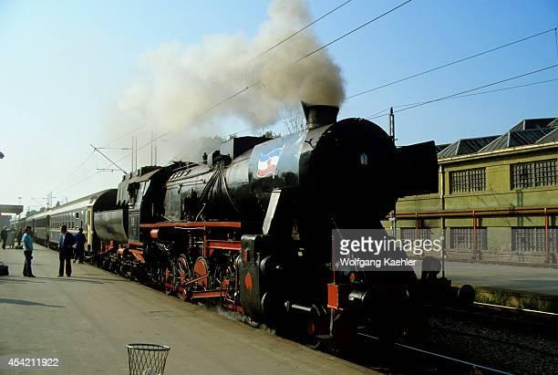 Orient Express Steam Engine