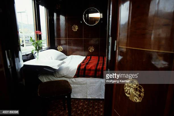 Orient Express Train Passenger Compartment